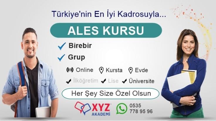 Kayseri ALES Kursu