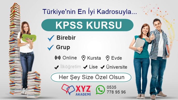 KPSS Kursu İzmit Kocaeli