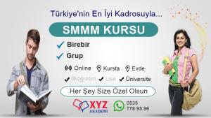SMMM Kursu İzmit